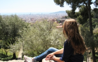 Park Guell in BCN