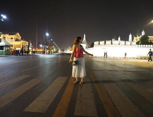 Wie ich den König von Thailand traf – zumindest fast
