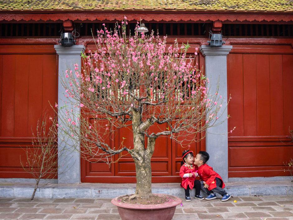 Neujahrsfest Tet in Vietnam