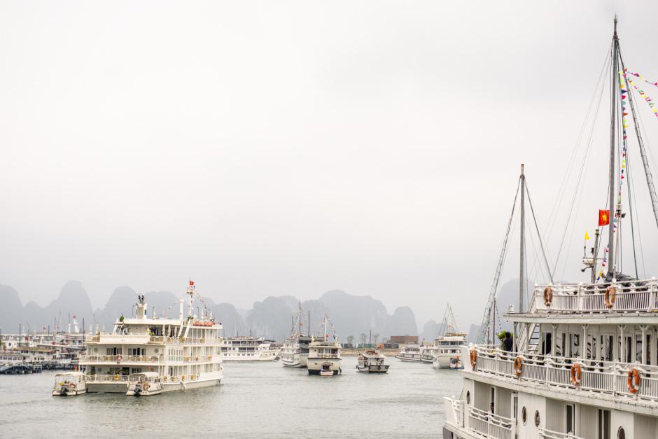 Bootstouren Halong Bay
