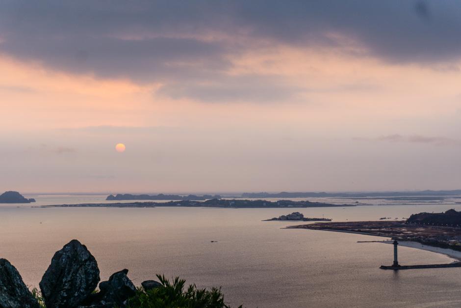 Beste Aussicht Vietnams