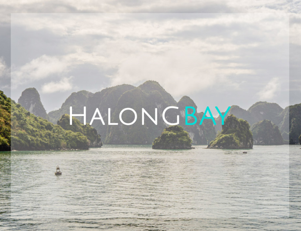 Warum eine Bootstour durch die Halong Bucht auf keiner Vietnam Reise fehlen darf
