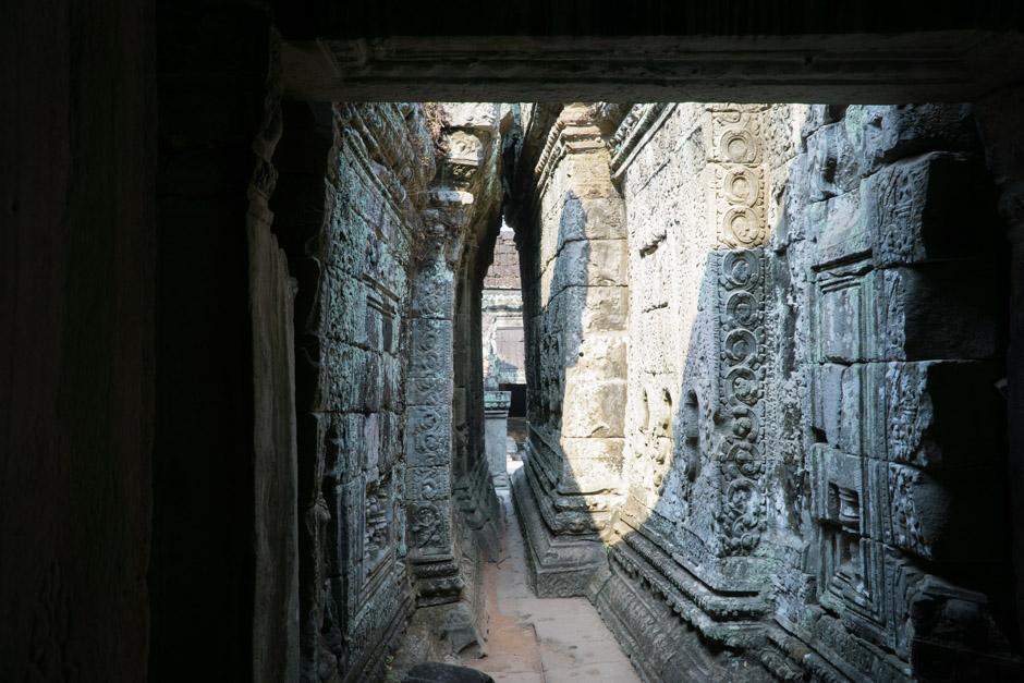 Tempeldurchgang
