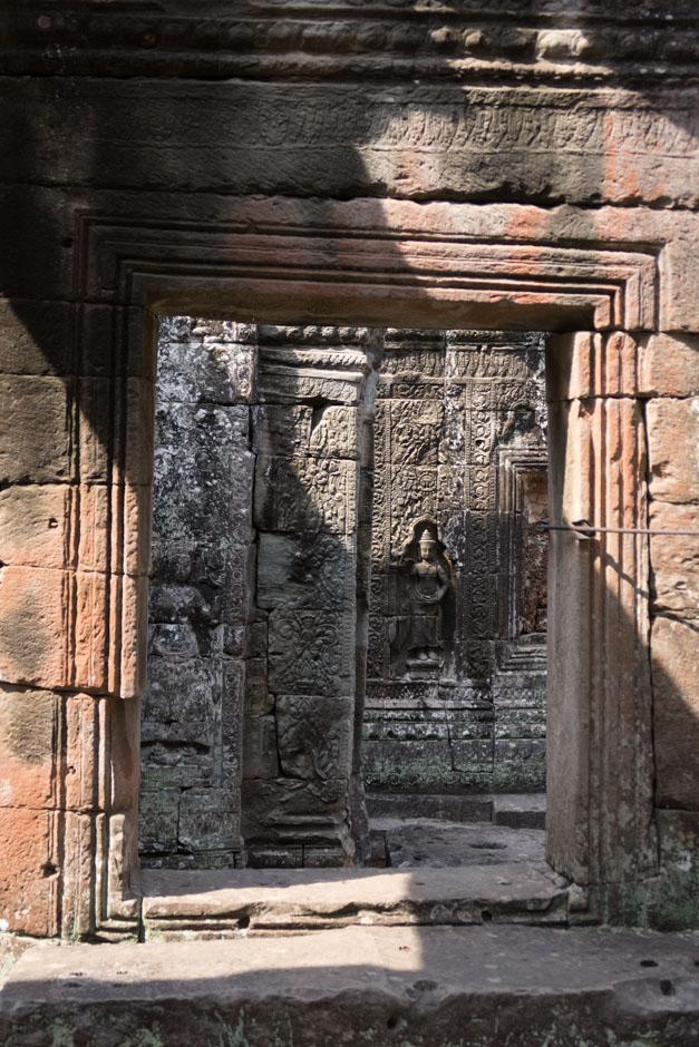Tempelfenster