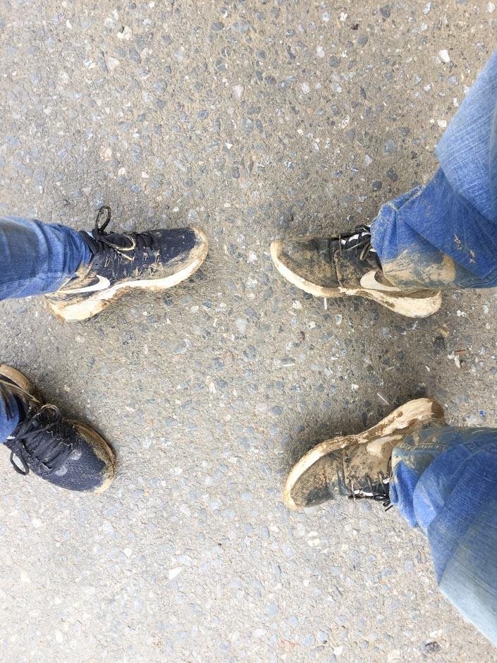 Unsere Schuhe