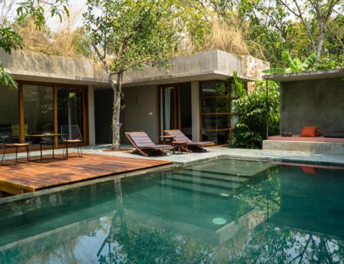 Die Ruhe vor Angkor Wat: Templation Hotel Siem Reap