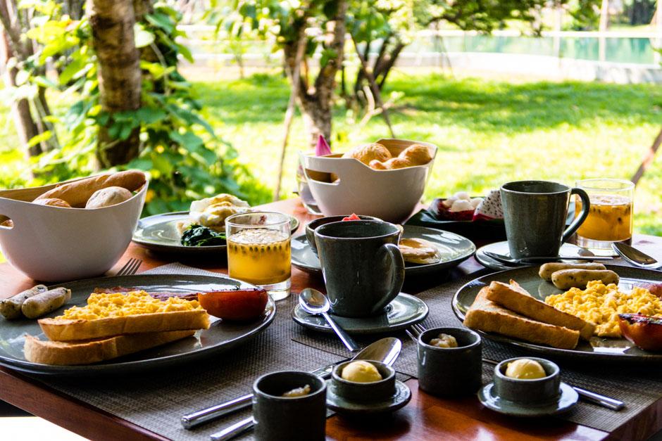 Templation Frühstück