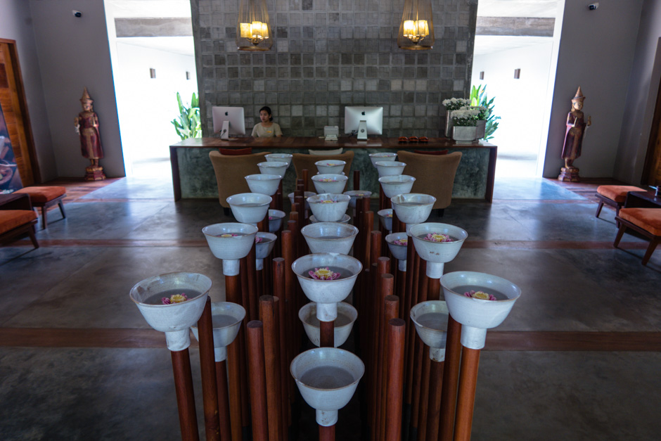Templation Lobby