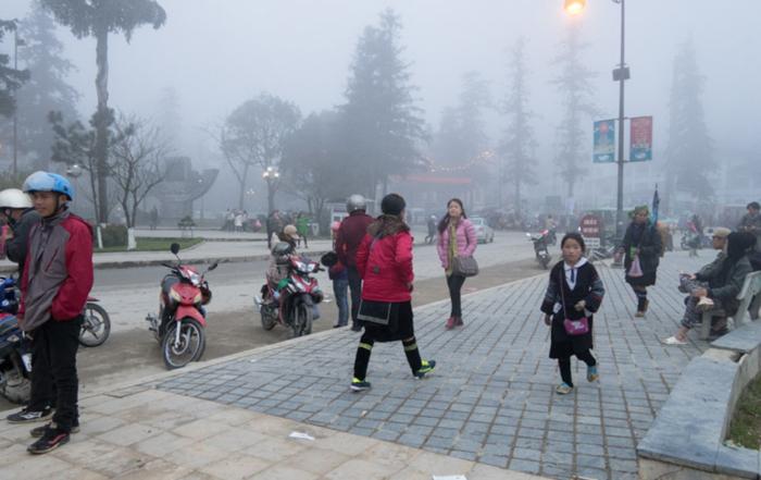SaPa im Winter