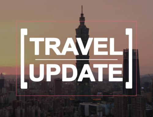 [Travel Update] Taiwan – Ilha Formosa