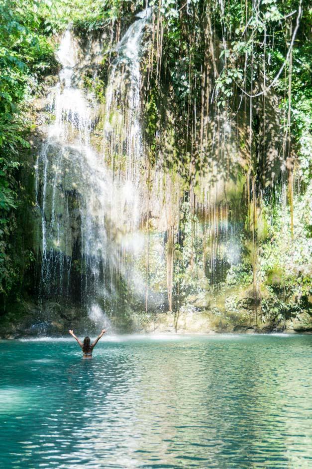 Cambais Wasserfall Cebu