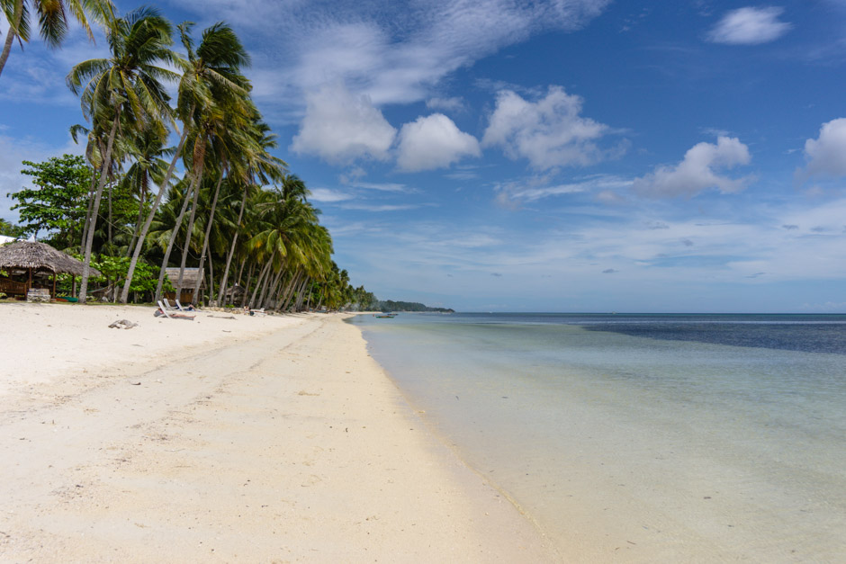 Siquijor Strand Paradies