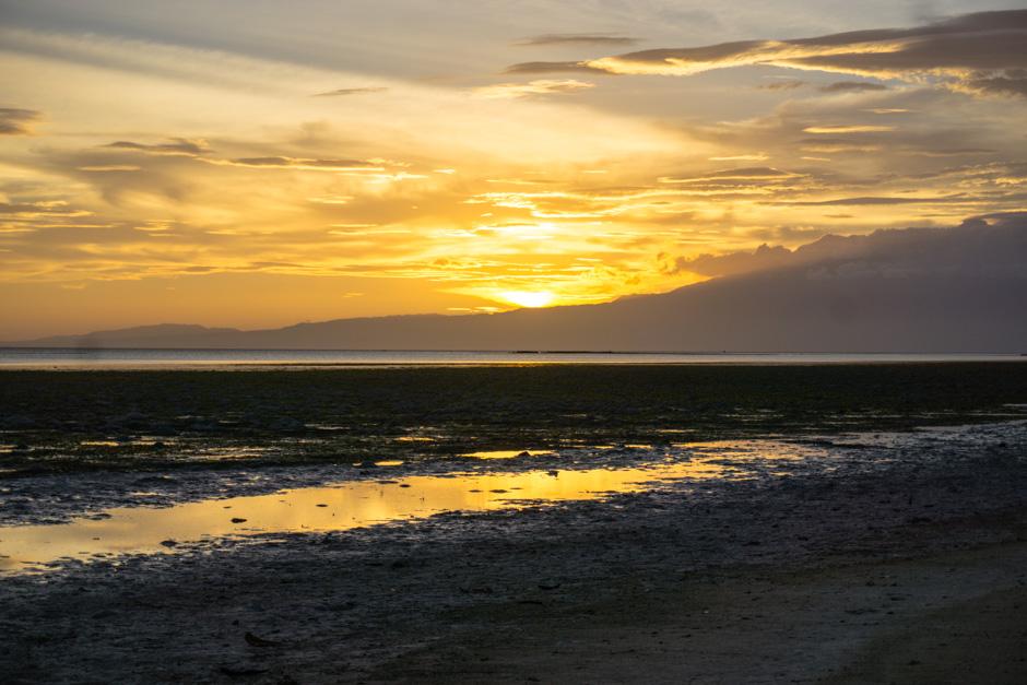 Siquijor Sonnenuntergang