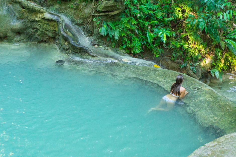 Lugason Wasserfall Siquijor