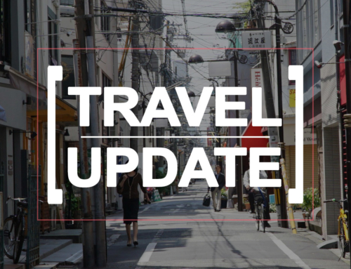 [Travel Update] In Japan angekommen
