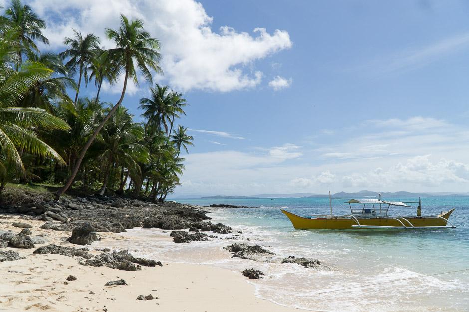 Insel Hopping Siargao