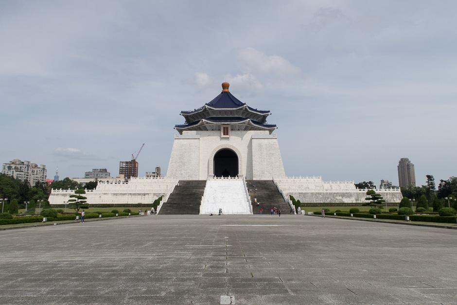 Palast in Taipei