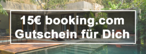 Reiseguthaben Booking
