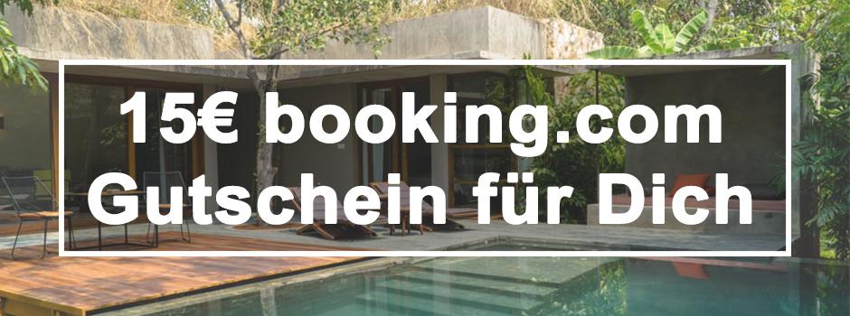 Reiseguthaben Booking