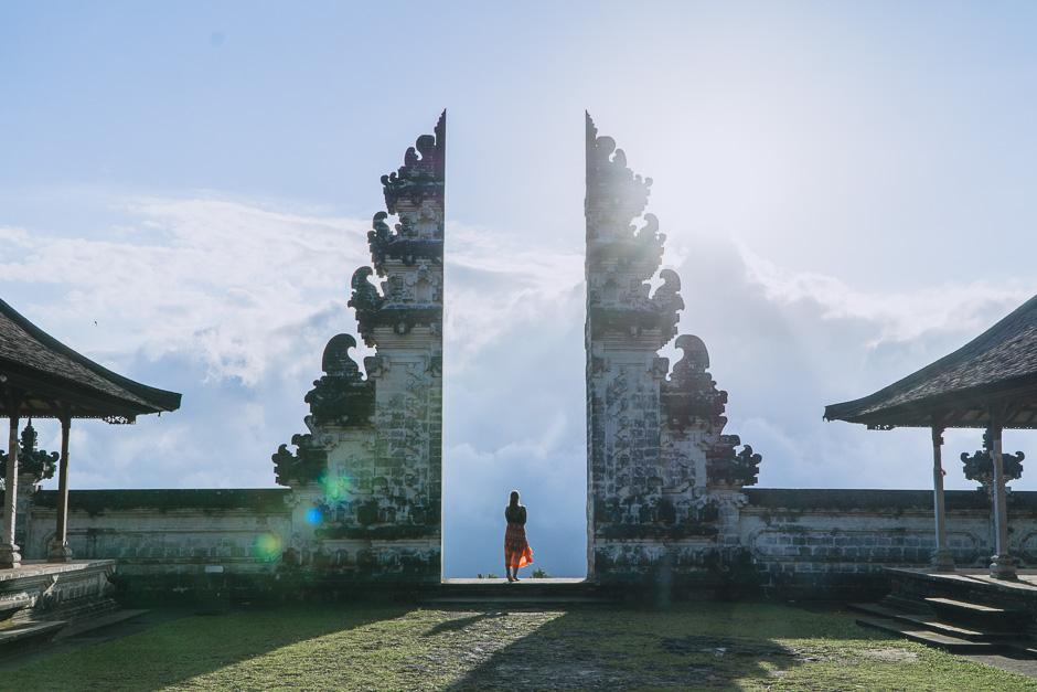 Himmelstor Bali