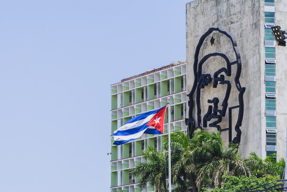 Che am Platz der Revolution