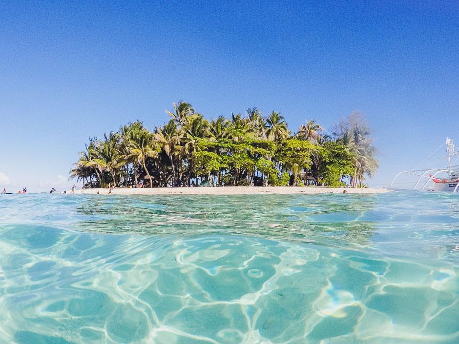Mini Insel Siargao