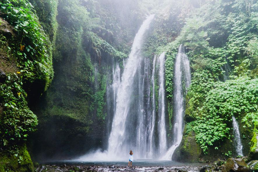 Wasserfall Lombok