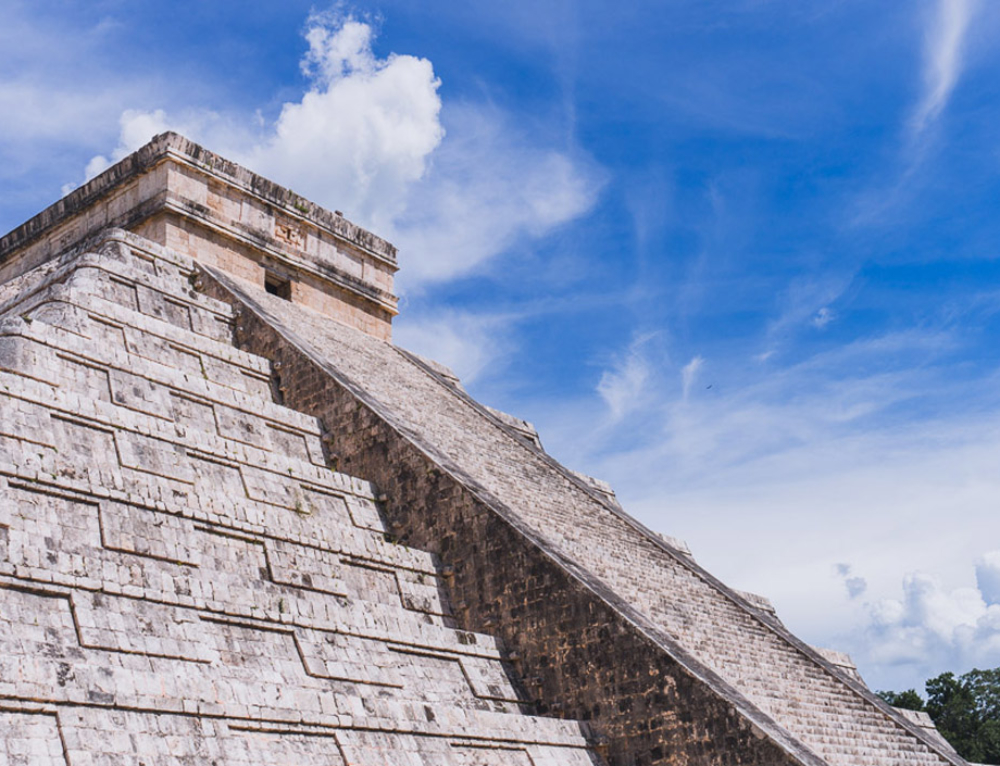 Maya Kultur von 0 auf 100 – Clap your hands for Chichen Itza