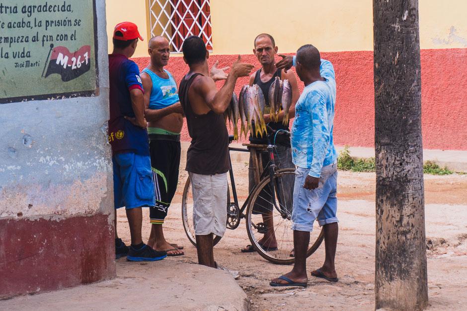 Kuba Rundreise Trinidad