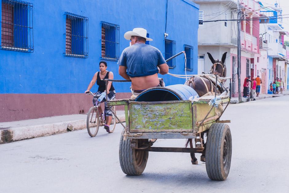 Cowboy in Trinidad