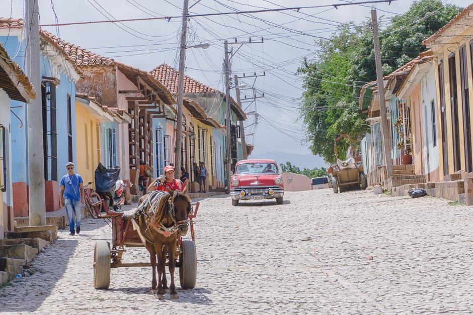 Straße von Trinidad