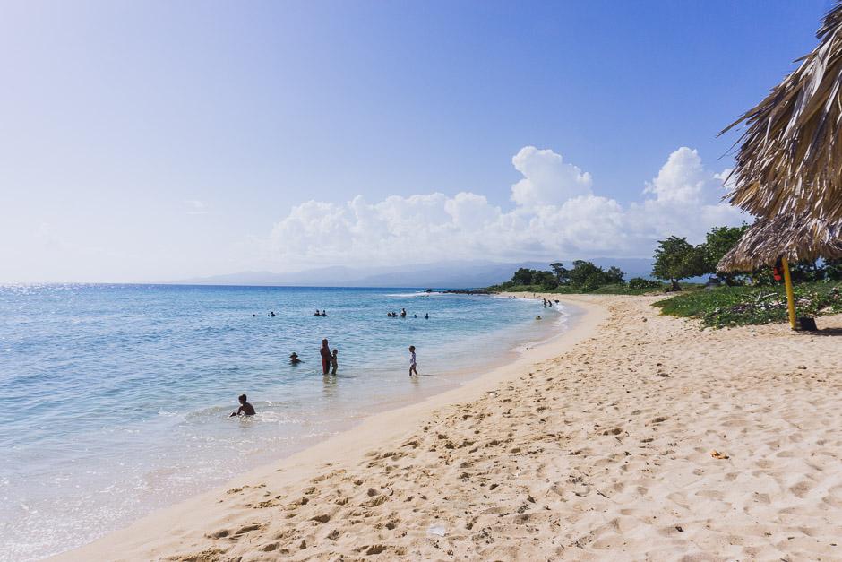 Strand vor Trinidad