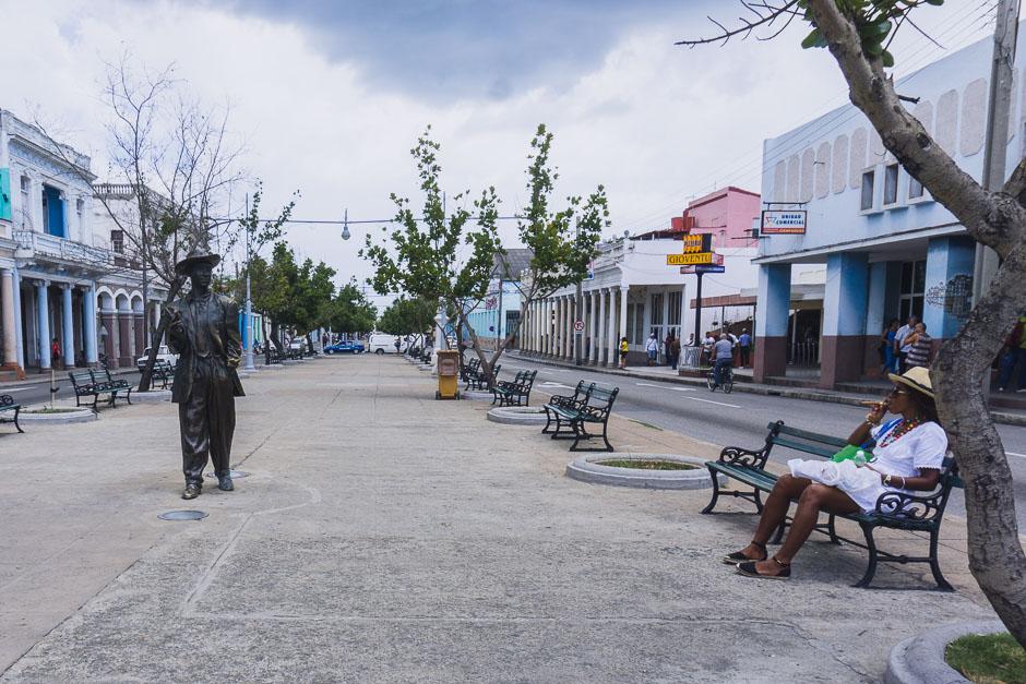 Bulebard von Cienfuegos