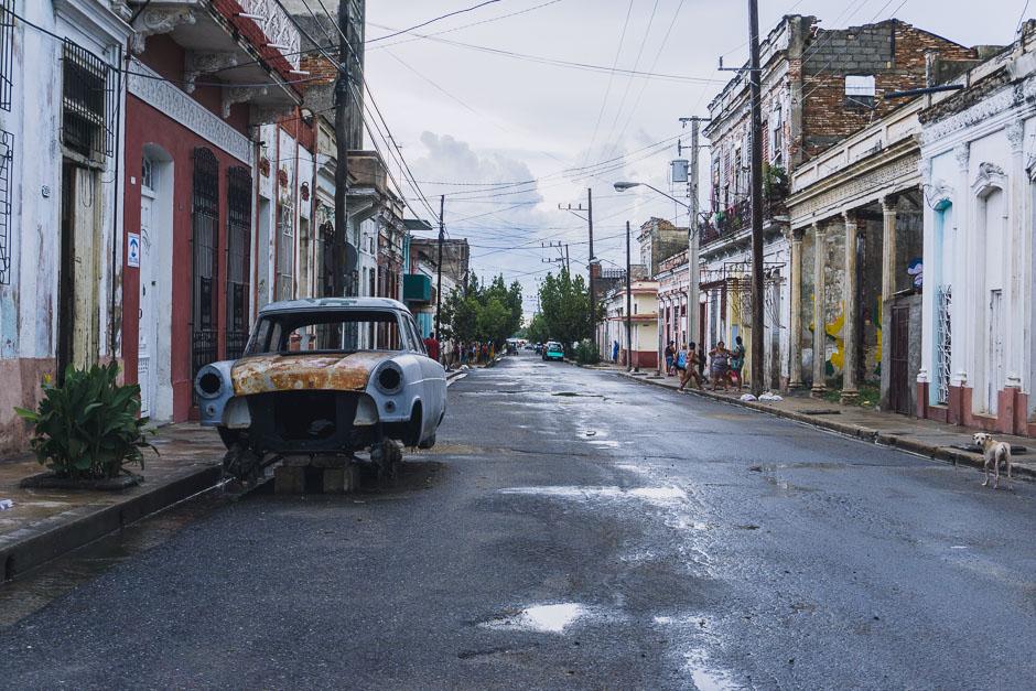 Cienfuegos abseits der Innenstadt
