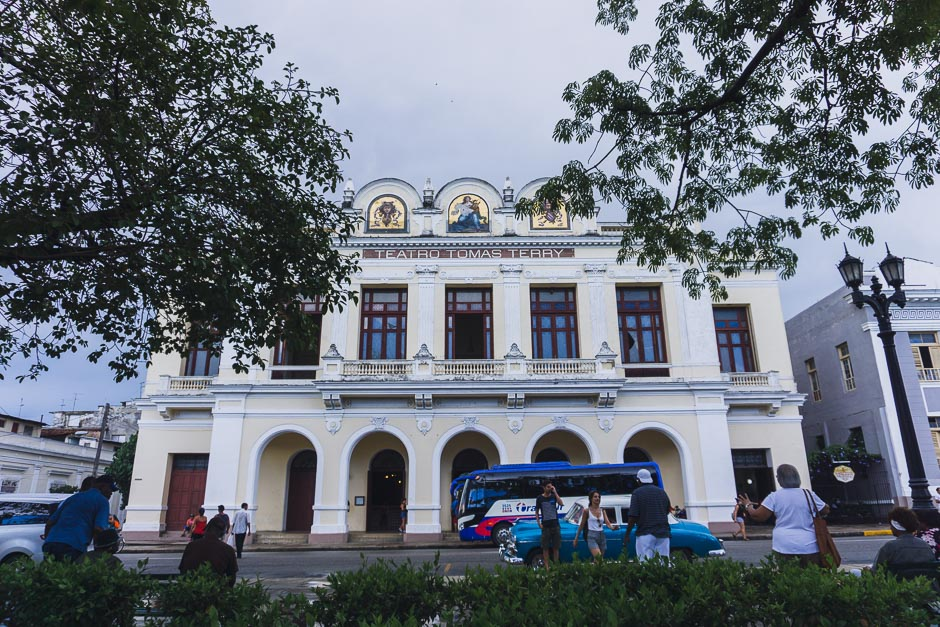 Theater Cienfuegos
