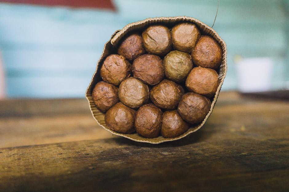 frische Zigarren Kuba