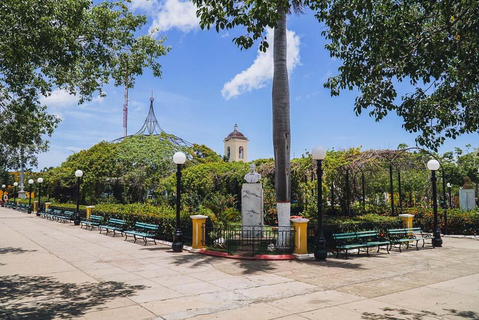 Plaza in Trinidad