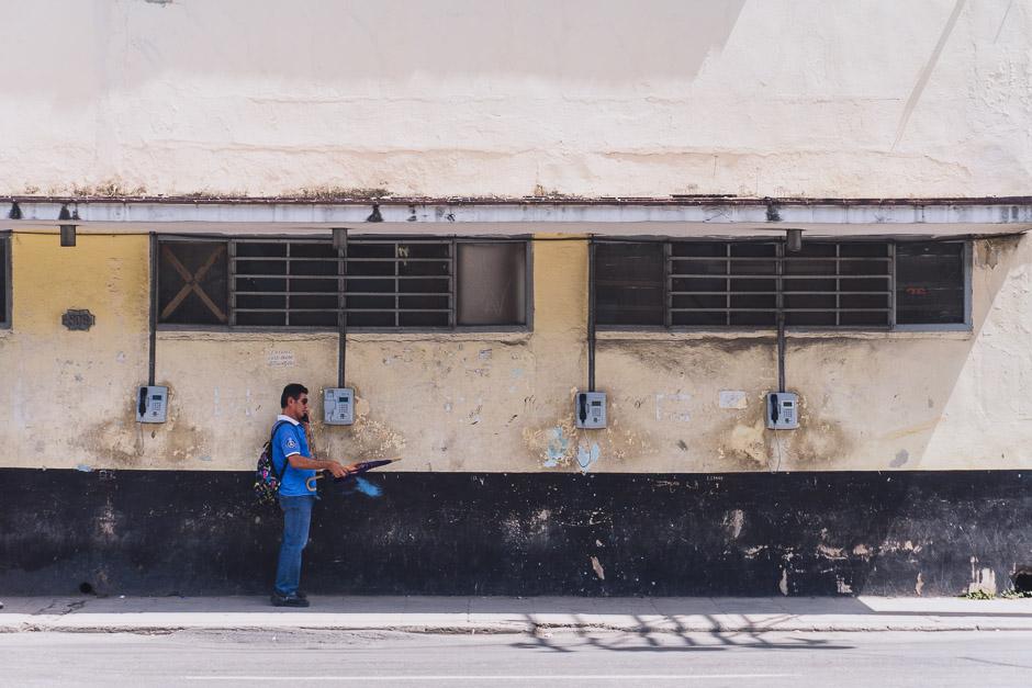 Telefonzellen auf Kuba
