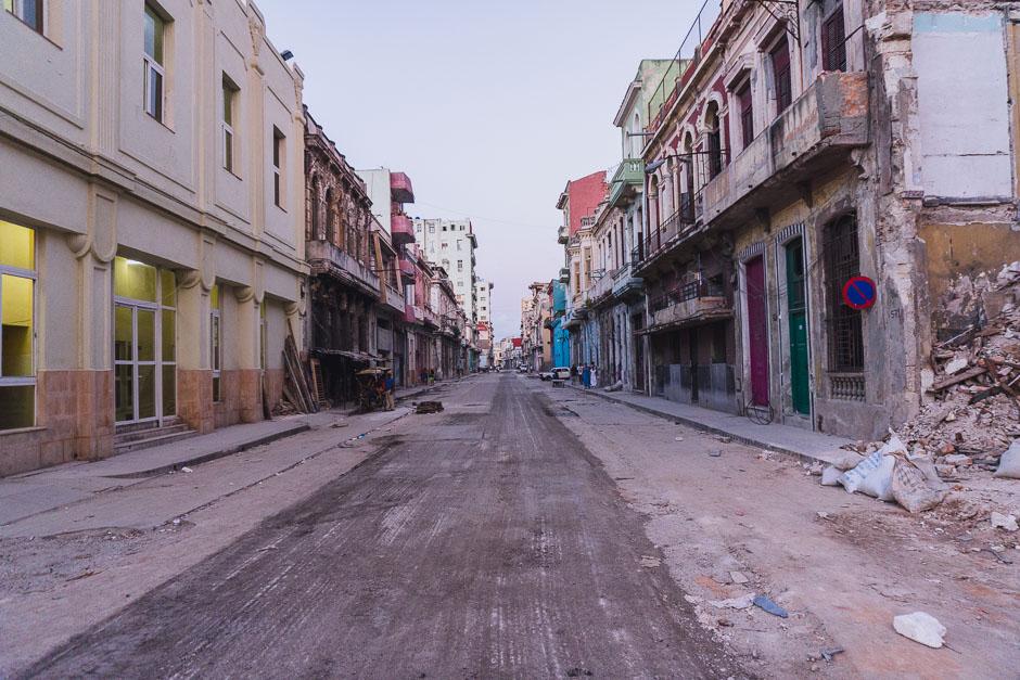 Strassen in Havanna