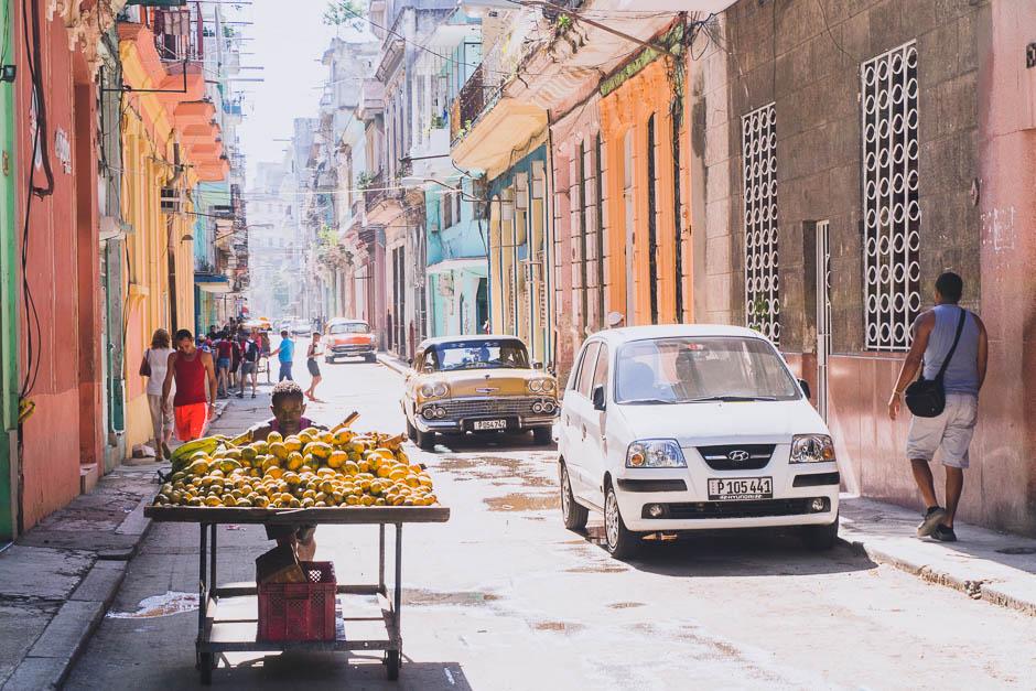 Havanna Central authentisch