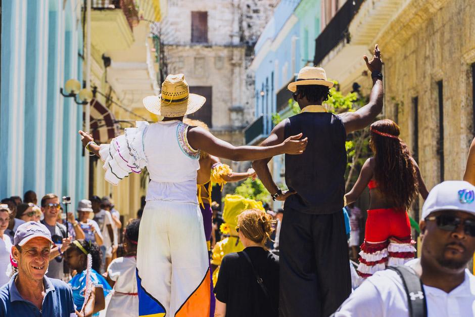 Touristenzirkus in Kuba