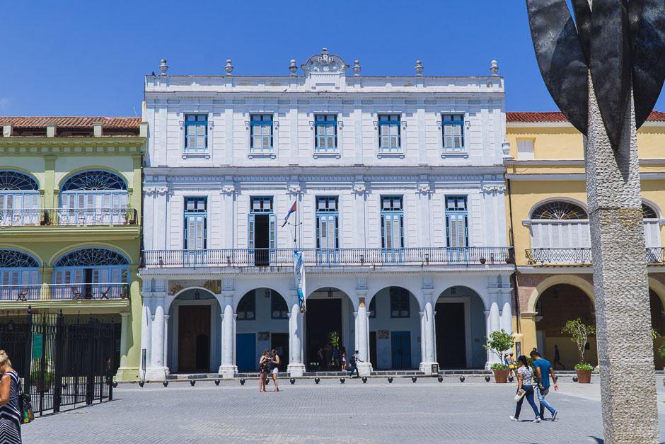 Sehenswuerdigkeiten in Havanna