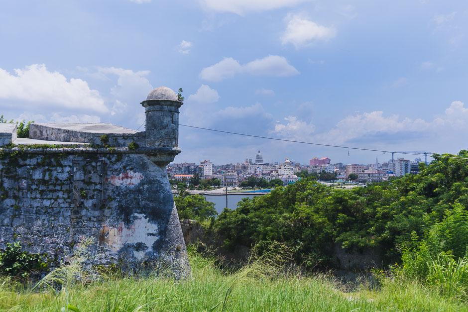 Havanna ohne Touristen