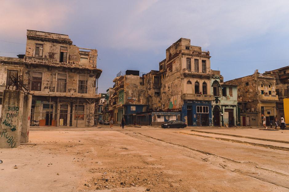 Goldene Stunde Havanna