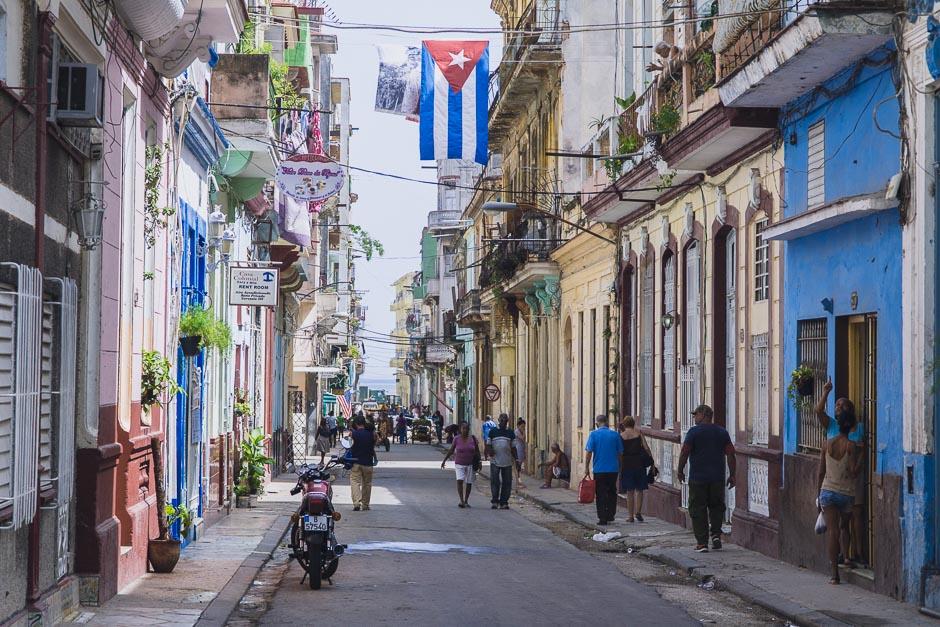 Kuba pur in Havanna