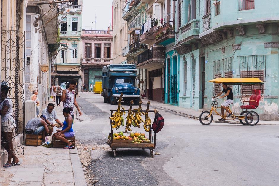 Kuba individuell reisen
