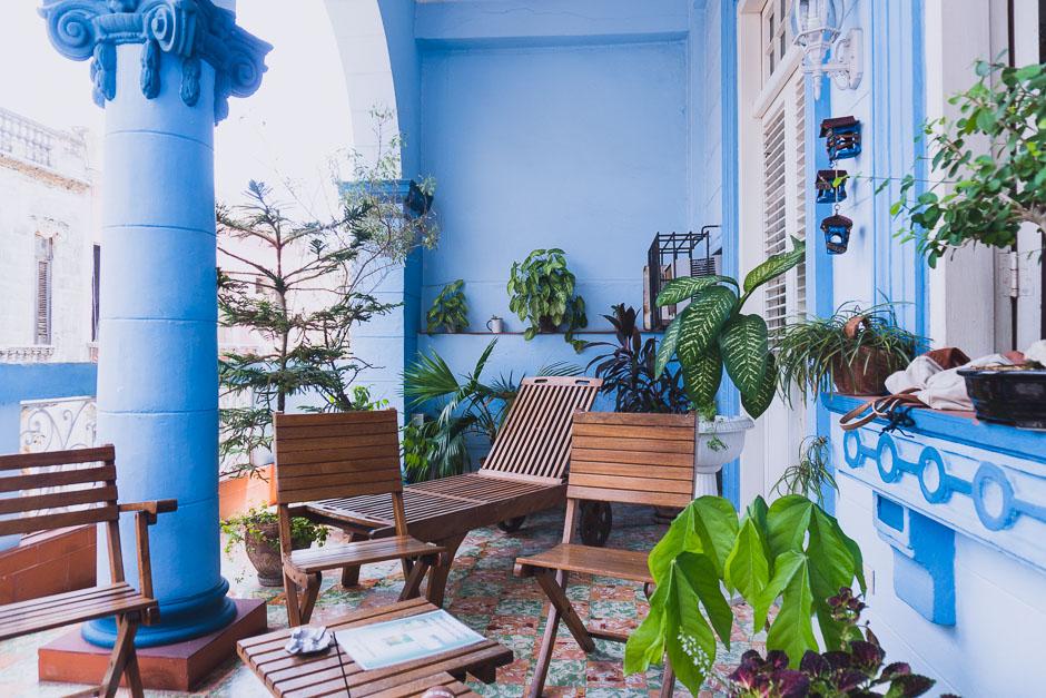uebernachten in Havanna