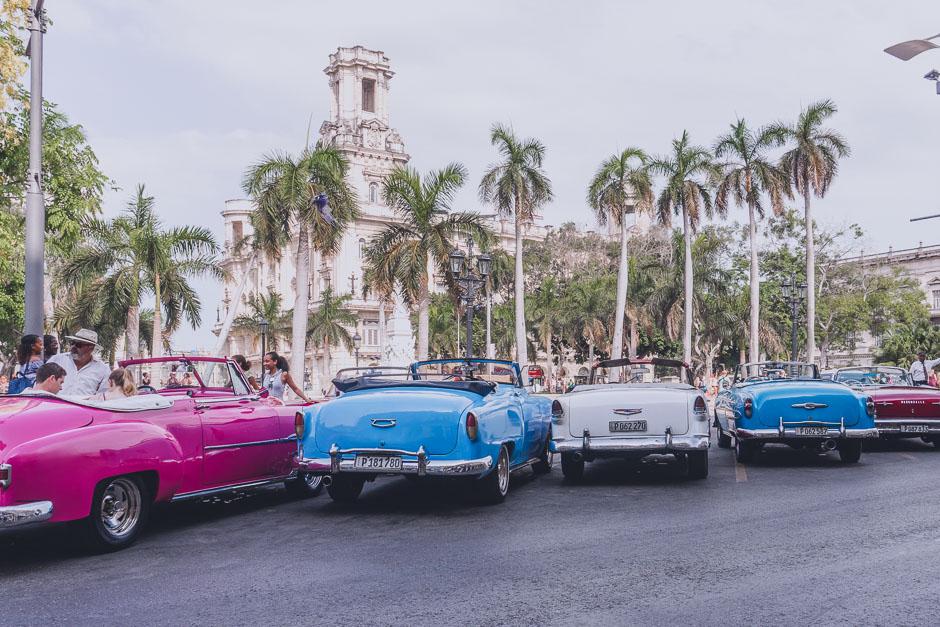 Oldtimertour in Havanna lohnenswert