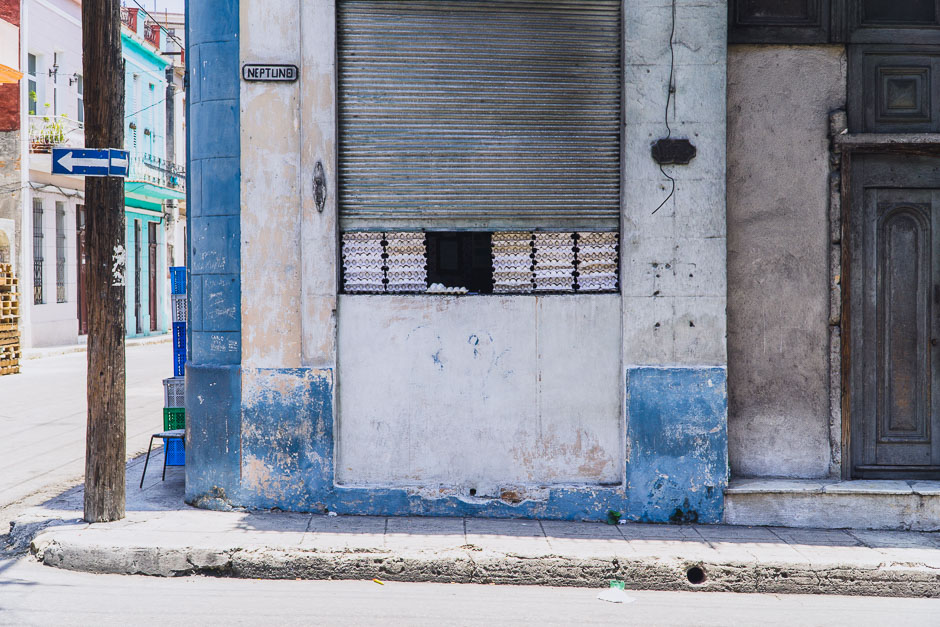 Lebensmittelladen in Havanna