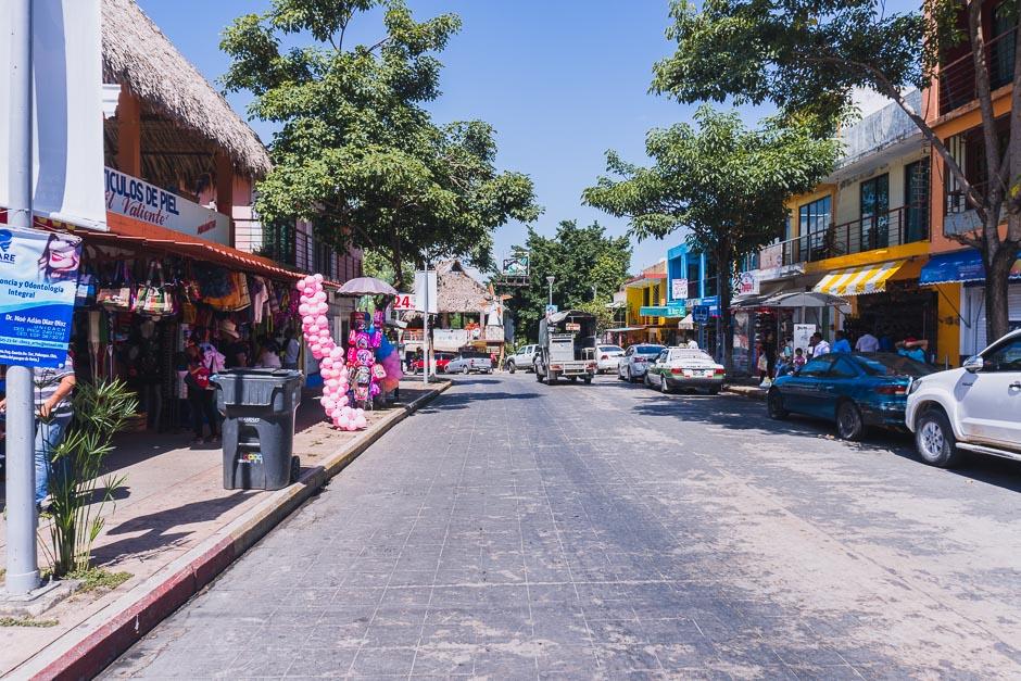Palenque authentisch mexikanisch